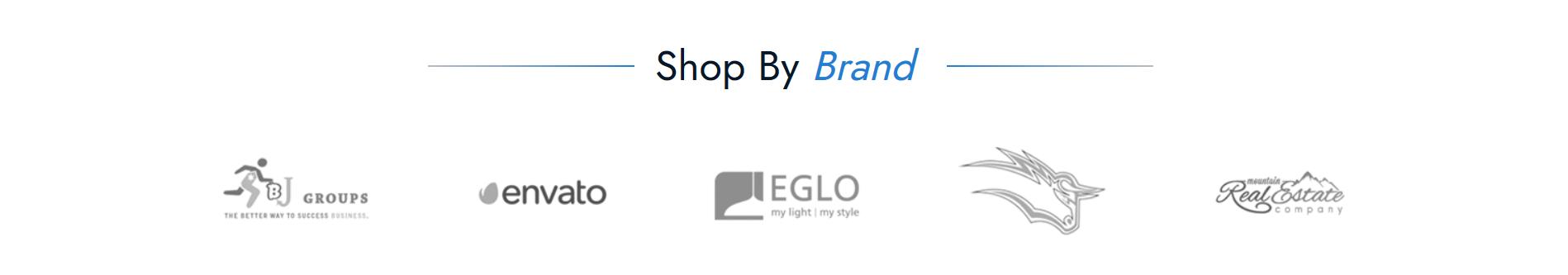 Brand Image Slider