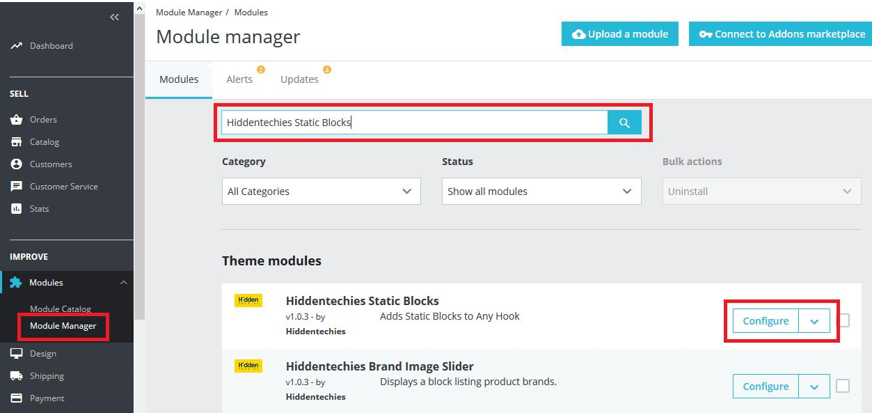 Search HiddenTechies Static Block